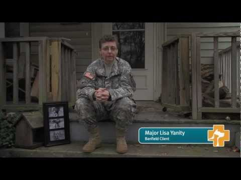 Banfield Pet Hospital-Bringing brand to life through client experiences-Military Salute