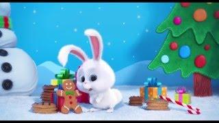 LA VIDA SECRETA DE TUS MASCOTAS te desea... ¡Felices Fiestas!