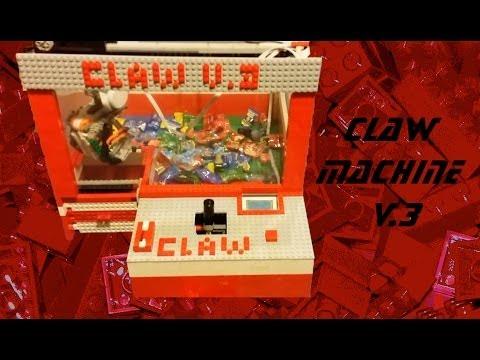 Lego claw machine V.3 *New Year special*