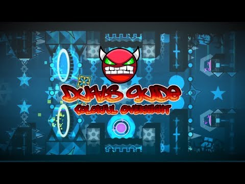 Duals Guide - Colorful Overnight (Geometry Dash)