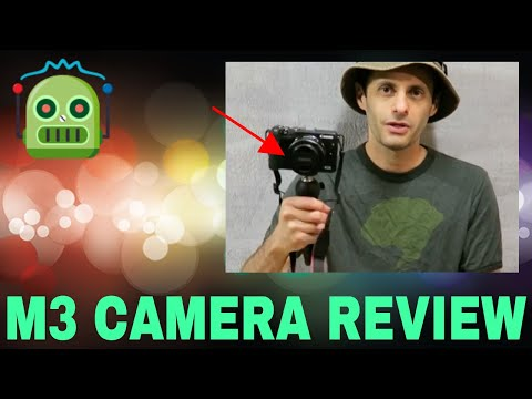 Canon EOS M3 Hands on review with video samples