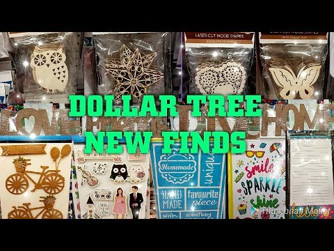 DOLLAR TREE | NEW FINDS | MAY 28 2018