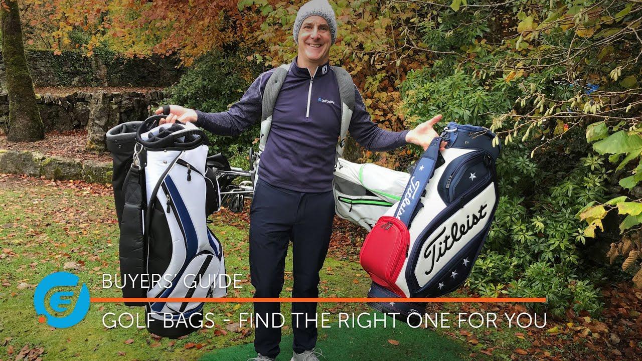 Golf Bag Buyers' Guide