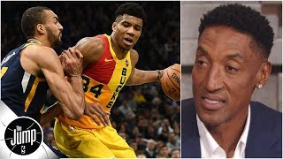 Scottie Pippen used to think NBA was wasting its time investing overseas   The Jump