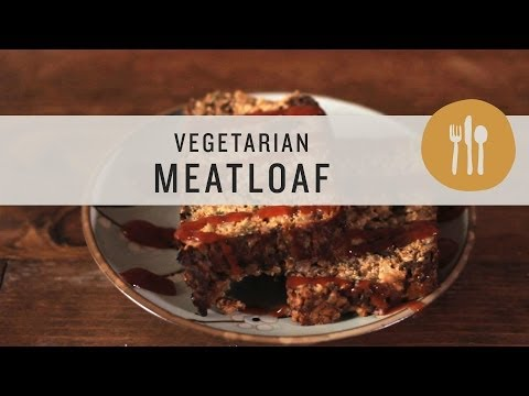 Superfoods - Vegetarian Meatloaf