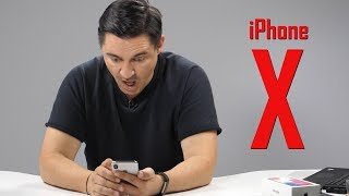 iPhone X - UNBOXING & REVIEW