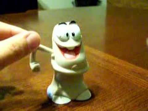 Armpit Farting Happy Meal Toy
