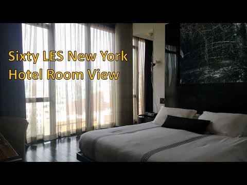 Sixty LES Hotel in New York