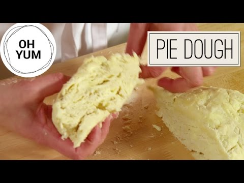 How To Make Pie Dough | Oh Yum With Anna Olson