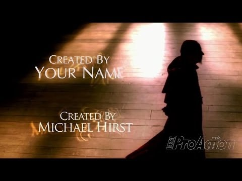How to make titles in The Tudors style in Adobe Premiere Pro.