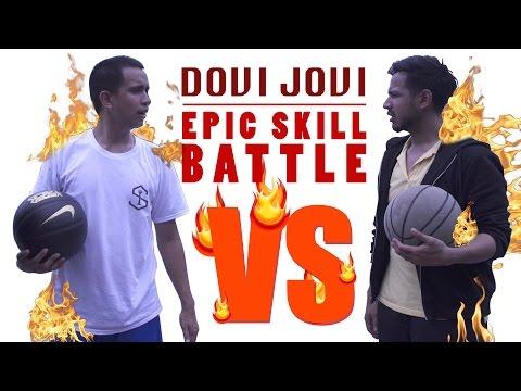 EPIC SKILL BATTLE - DOVI VS JOVI