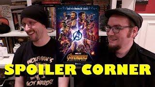 Avengers: Infinity War - Spoiler Corner