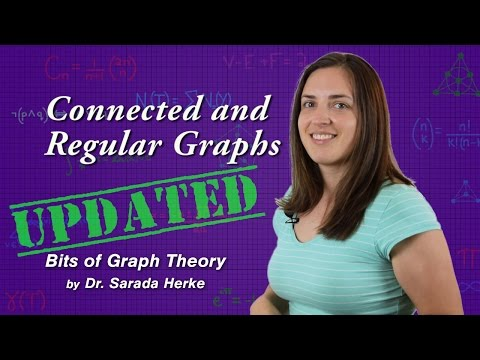 Graph Theory: 05. Connected and Regular Graphs