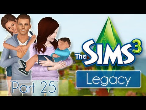 Let's Play the Sims 3 Han Legacy Challenge! Part 25: Back From the Bahamas