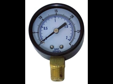 What Is Swimming Pool GPM (Flow Rate) and PSI?
