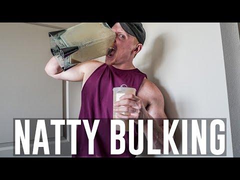 NATTY BULKING MADE EASY | How I'm Gaining Weight & Bench PR