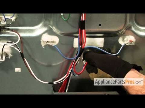 Oven Thermal Fuse (part #WP3196548 and others)- How To Replace