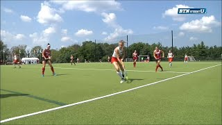 Ball State at Indiana - Field Hockey Wrap-up