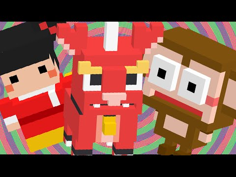 CROSSY ROAD CHINESE NEW YEAR Update! | 2 + 1 Secret Characters | Android Gameplay 2016