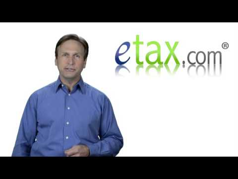 eTax.com How to Report Form 1099 Misc