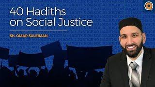 Hadith #25 - Justice Between Parents & Children | 40 Hadiths on Social Justice