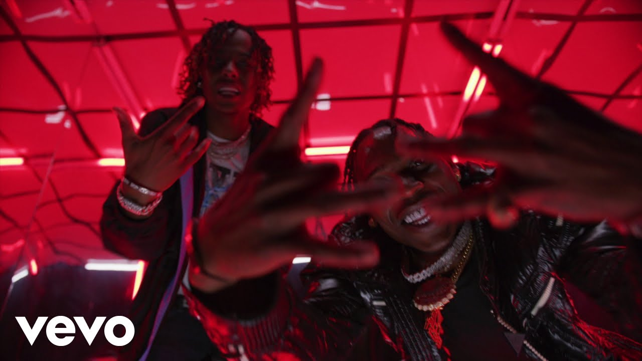 Flipp Dinero - Looking At Me (Official Music Video) ft. Rich The Kid