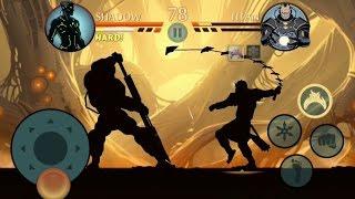 Shadow Fight 2 - TITAN - FINAL BOSS & END CREDITS.