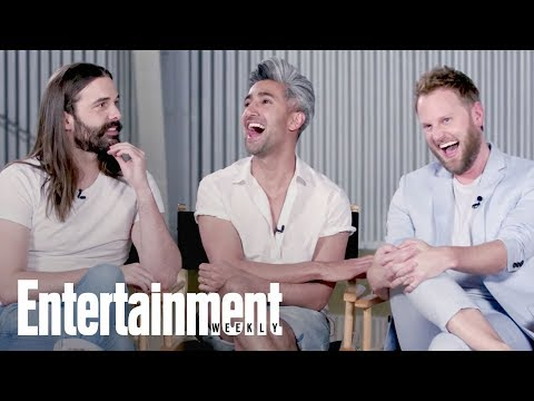Can The Queer Eye Cast Guess Who Said Which Hilarious Instagram Comment? | Entertainment Weekly