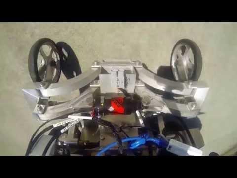 Rear Shock Test 1