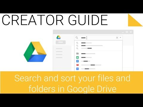 Search your files and folders in Google Drive on the Web - 4.4 - Google Drive