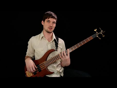 Bass Scales - Two Octave C Major Scale + MY NEW EBOOK IS HERE!