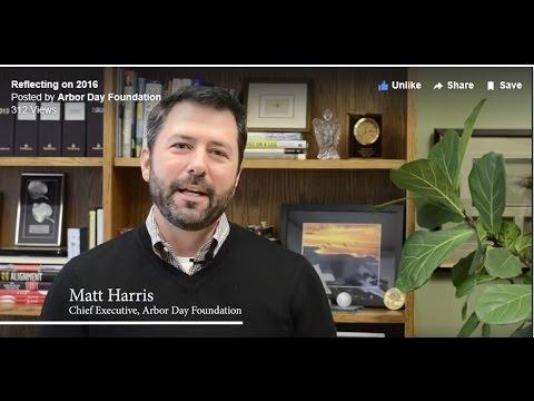 A Message From the Office of Matt Harris | December 2016