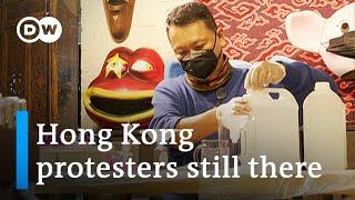 Coronavirus inspires Hong Kong activists to get creative   DW News