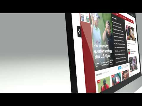 Pensacola:  redesigned reader experience, high impact advertising