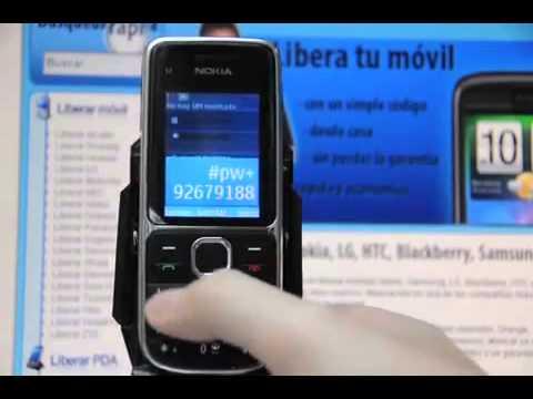 Liberar Nokia C2 01, desbloquear Nokia C2 01 de Movistar    Movical Net