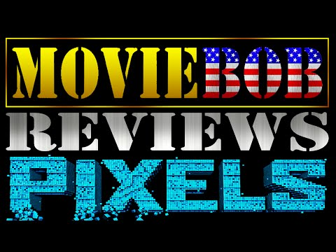 MovieBob Reviews: PIXELS (2015)