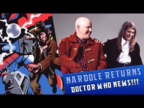 Nardole Returning For Series 11?? - WhoNews