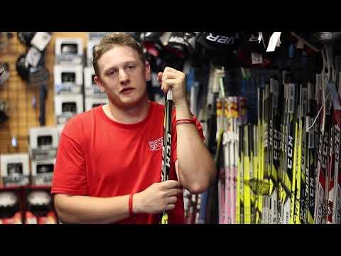 How to choose the correct hockey sticks and skates