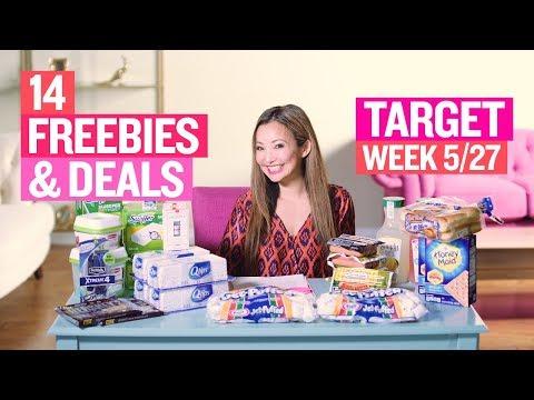 ★ 14 Target Coupon DEALS & FREEBIES (Week 5/27 – 6/2)