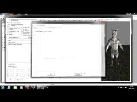 Creation Kit Tutorial 3 - Making an NPC