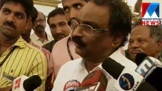 A K Balan - M M Mani | Manorama News