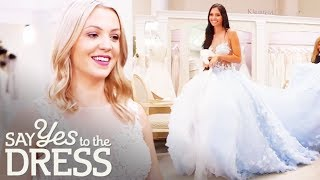 The Most Magical Winter Wonderland Dresses | Say Yes To The Dress