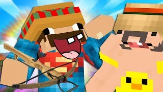Cholos VS Pillagers | Mexican Minecraft VR Pt. 3