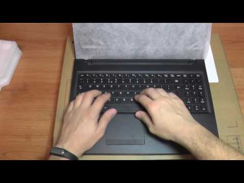 Lenovo IdeaPad 100-15IBD Quick Overview, Bios Config and USB Boot