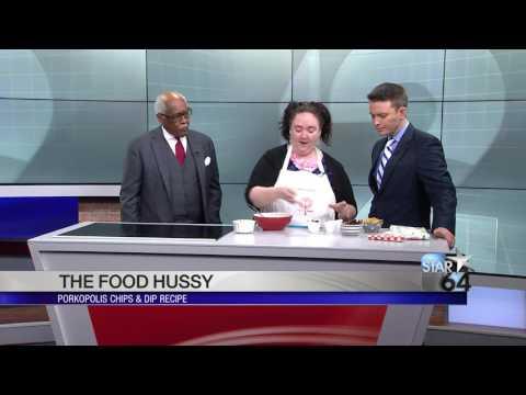 Food Hussy makes an appetizer that screams Cincinnati