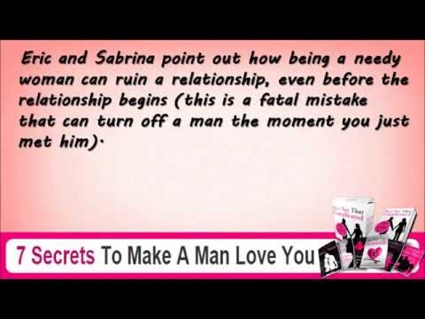 He's Not That Complicated Review ★ 7 Secrets To Make A Man Love You