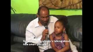 Wow! See 5-year-old Polyglot Mabou Loiseau Speak 7 Languages NOW! Amazing!