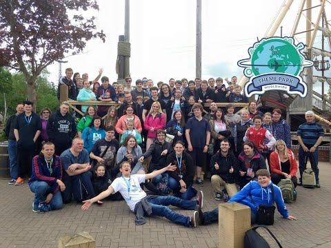 Theme Park Worldwide Drayton Manor Event Vlog May 2016