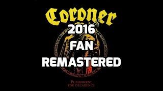 Coroner - Purple Haze [2016 Fan Remastered] [HD]