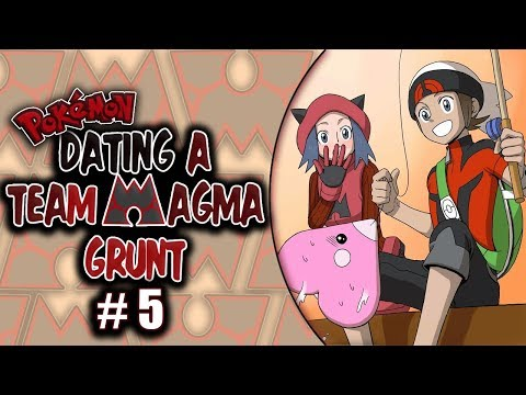 Dating a Team Magma Grunt: Chapter 5 (English Dub)